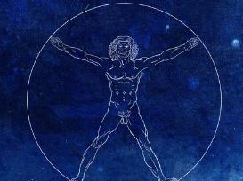 Siamo reali: sfida all'Uomo Vitruviano