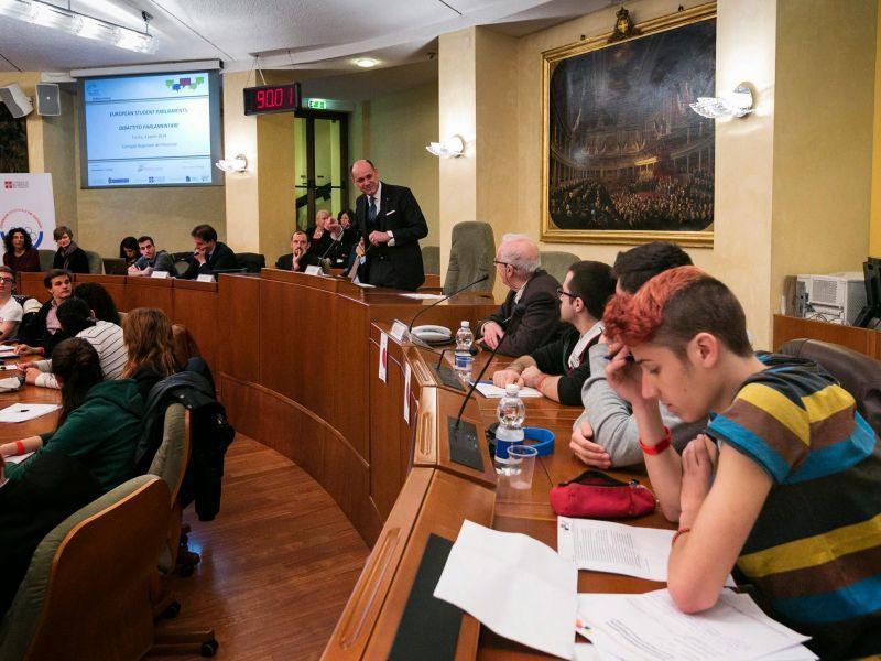 Parlamento di Studenti: arriva la nuova edizione!